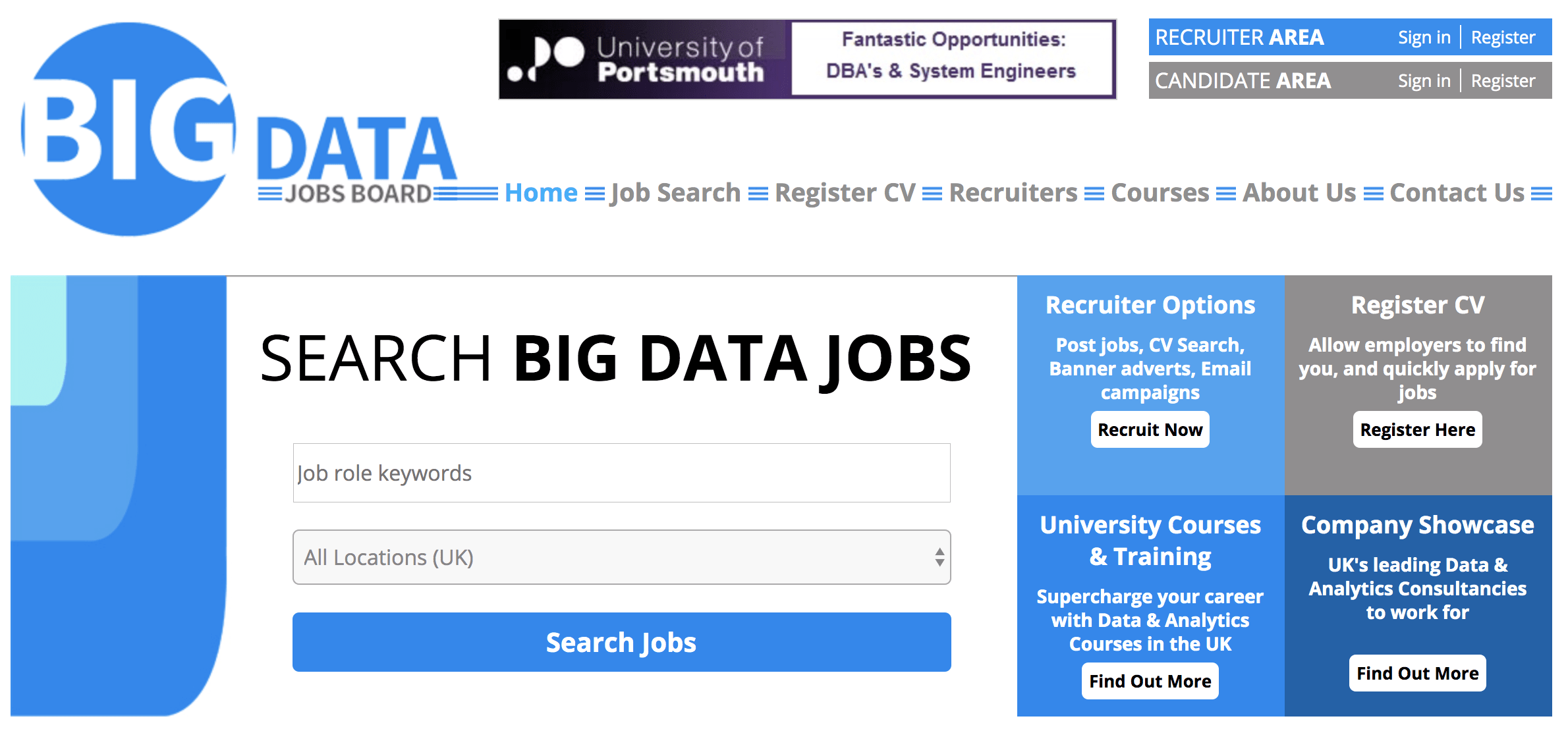 Big Data Jobs Board