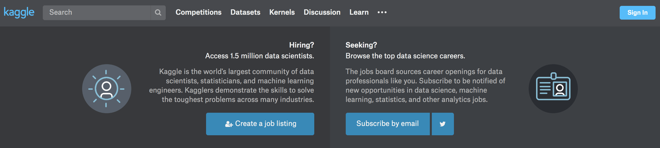 25 Websites to Find Data Science Jobs | Springboard Blog