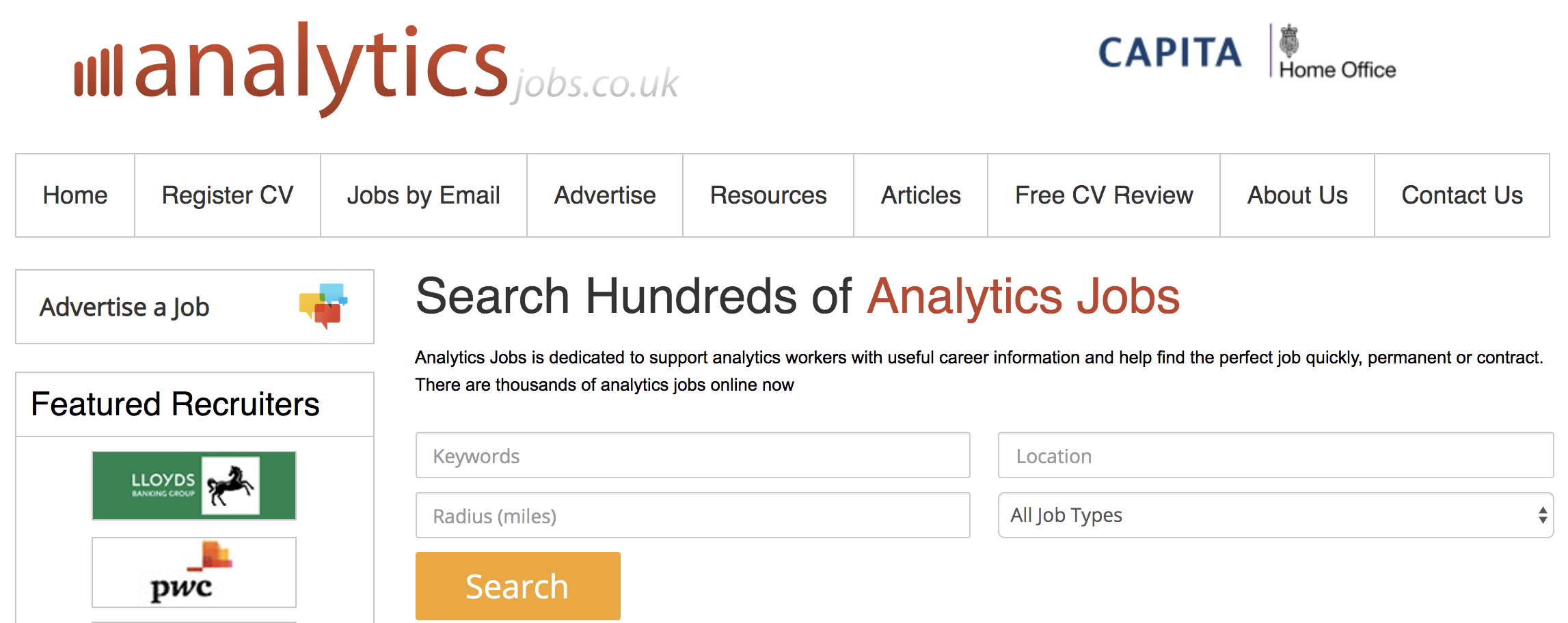 data science jobs search