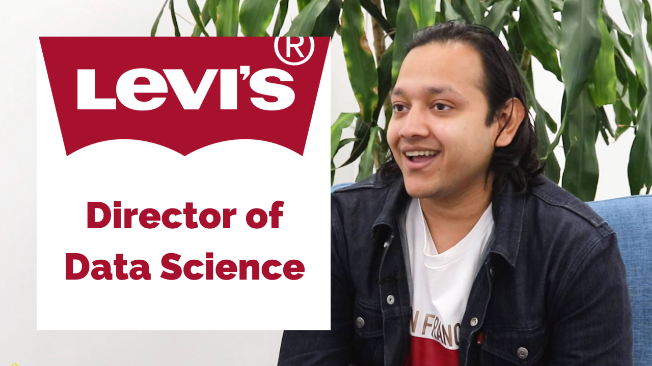 Levi's Director of Data Science on the 5 Principles to be Successful - Springboard Blog