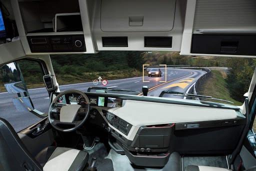 AI replacing truck drivers