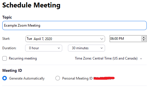 6 Tips to Protect Your Privacy During Zoom Meetings thumbnail image
