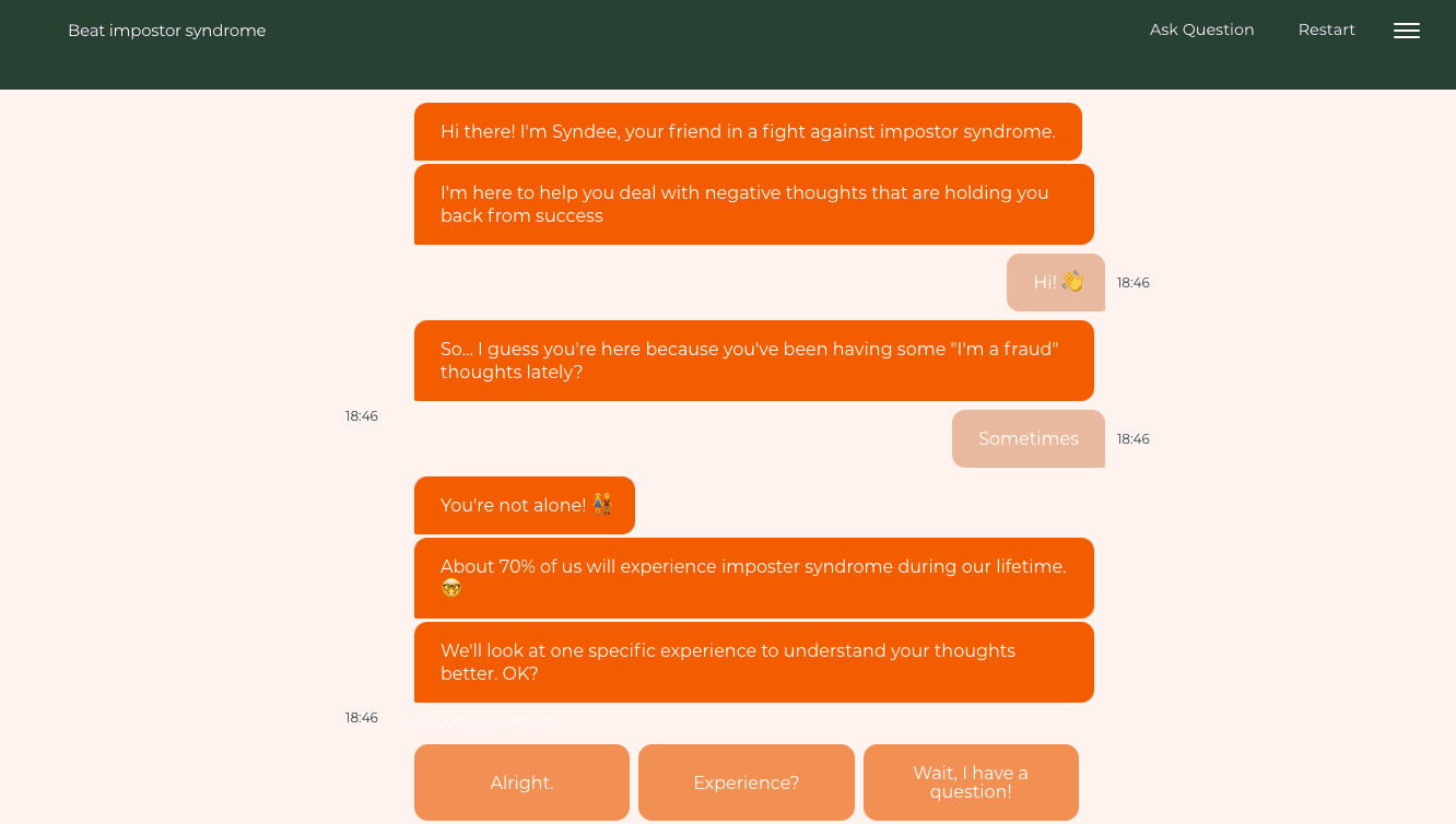 Tangible AI Syndee chatbot