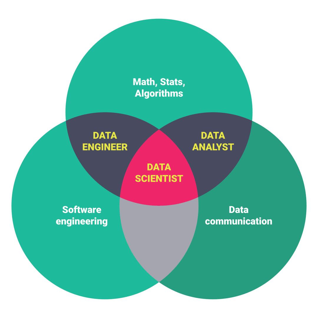 Data Science Roles from Springboard