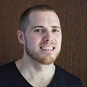 Anders Hoff, UX Designer with Springboard