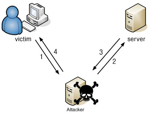 3 common types of spoofing