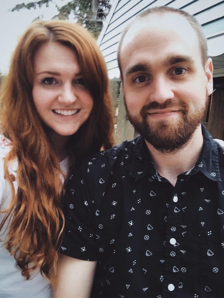 Meg and Alex Clayton