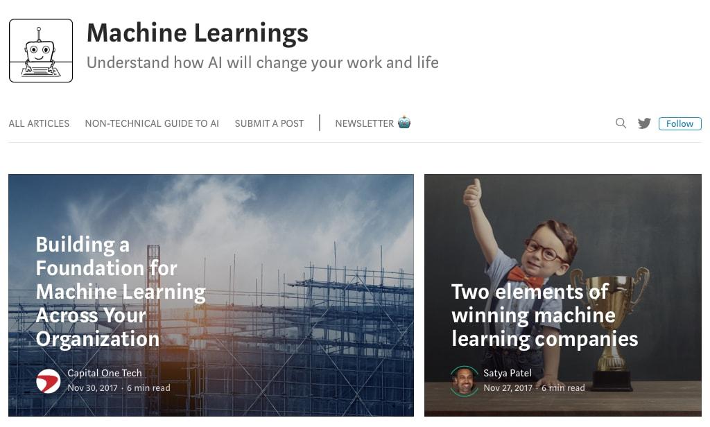 Machine Learnings