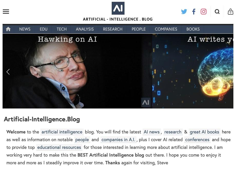 Artificial-Intelligence.Blog
