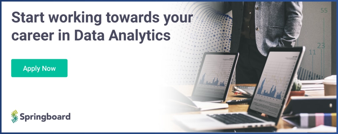 Data Analytics Career Track - Apply Now