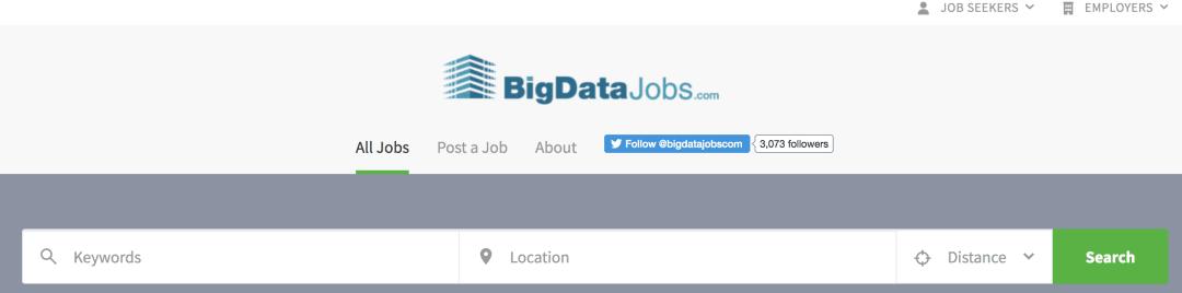 Big Data Jobs