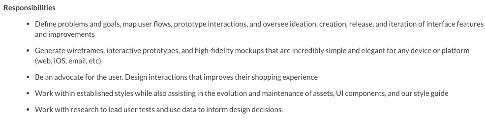 San Francisco's ShopStyle is looking for UX designers