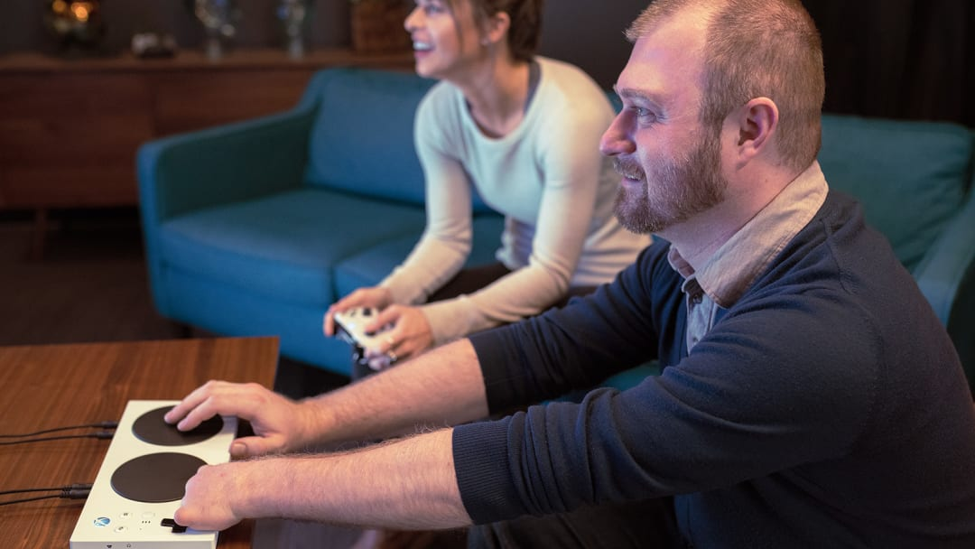 Xbox Adaptive Controller-Inclusive Design by Springboard