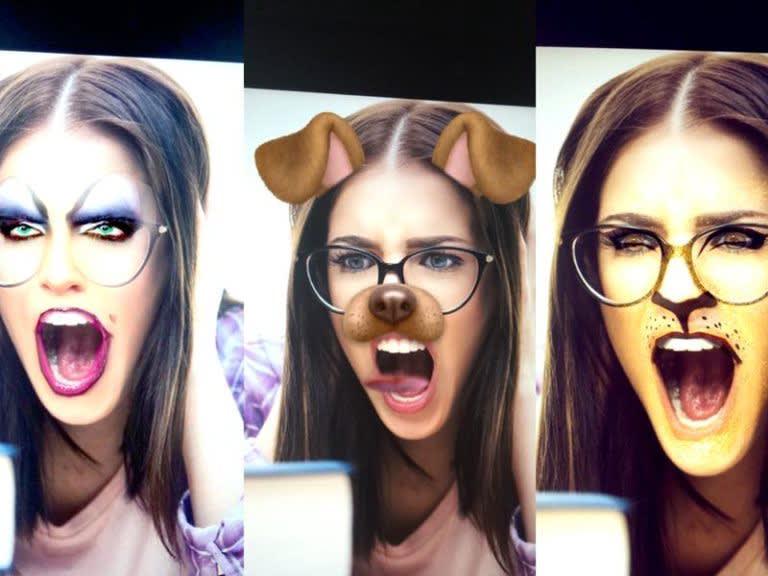 Image-to-Image Translation - Snapchat Filter