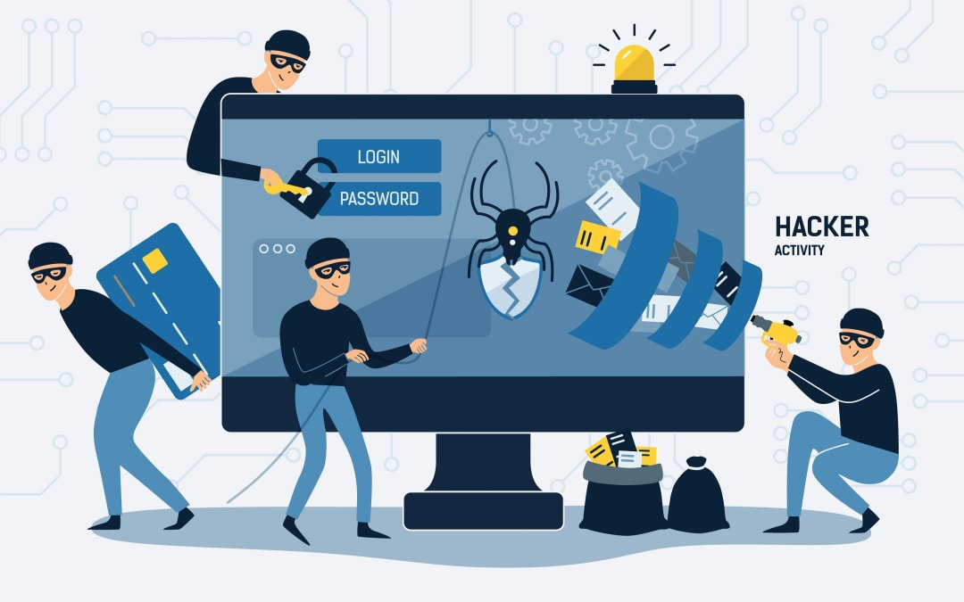 Cybersecurity terms