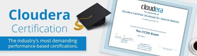 Data Analyst Certifications - Cloudera Certified Associate (CCA)