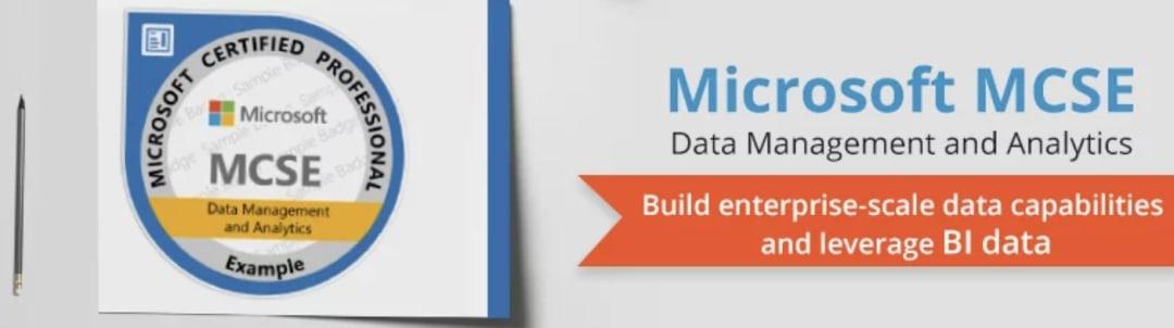 Data Analyst Certifications - Microsoft Certified Data Analyst Associate