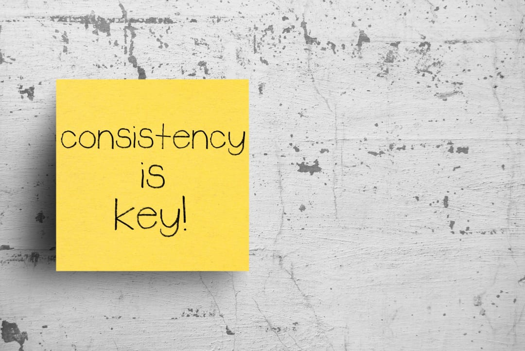Golden Rules of UI Design - Prioritize consistency and usability