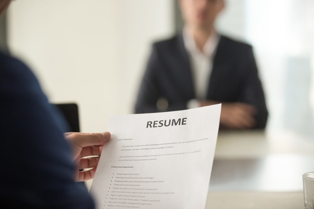 How To Change Careers - Apply for jobs