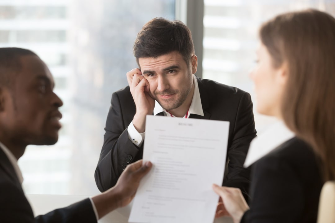 Common Mistakes While Creating a Resume