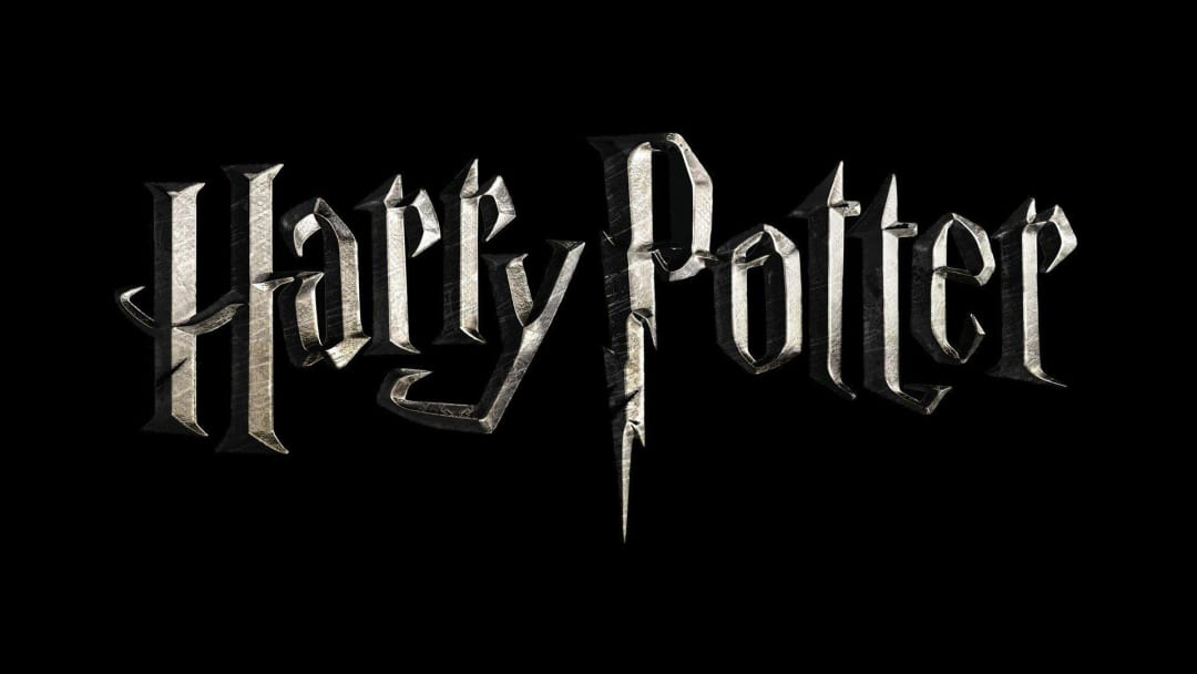 Elements of Typography - Harry Potter logo