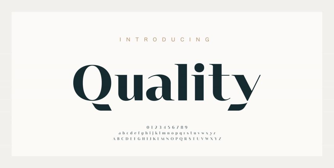 Typography Is Design
