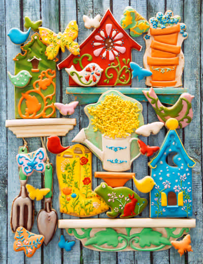 Edible Garden 500 Piece Jigsaw Puzzle