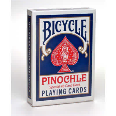 Bicycle Pinochle Cards