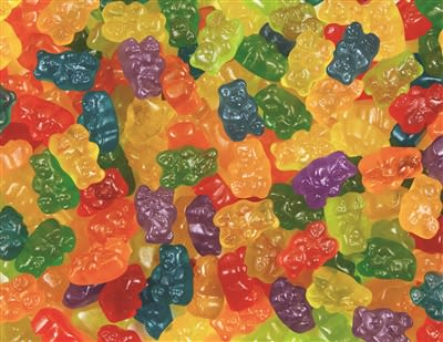 Gummy Goodness 400 Piece Jigsaw Puzzle