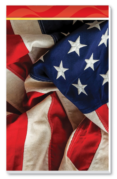 American Pride Tally Sheets Playing Cards Accessory
