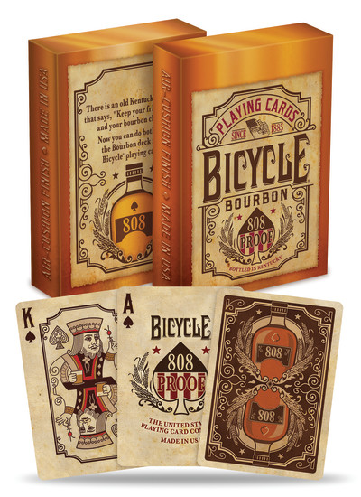 BOURBON STD PLAYING CARD