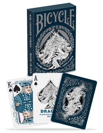 DRAGON STD PLAYING CARDS