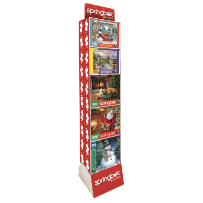 2-Sided Display Holiday