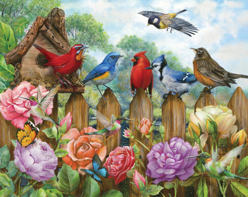 Morning Serenade 36 Piece Jigsaw Puzzle