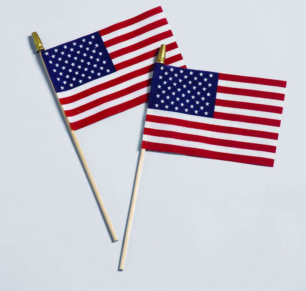 8848da87ac64 U.S. Stick Flags - American Stick Flags - Made In The USA!