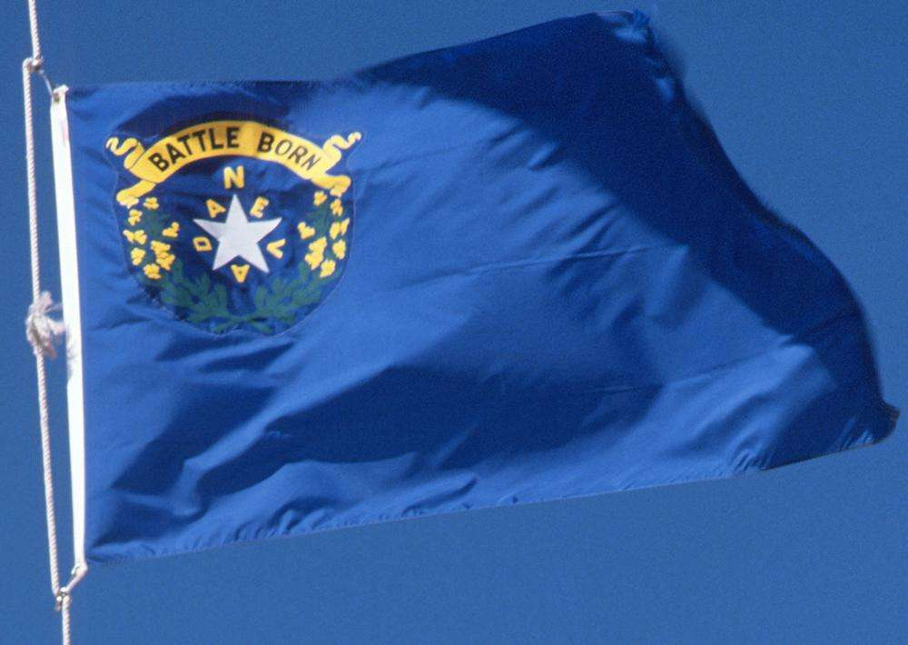 nevada state flags - nylon & polyester - 2' x 3' to 5' x 8'