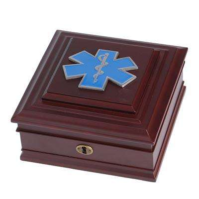 EMS Medallion Desktop Box