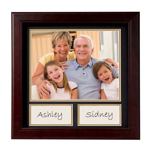Decorative 12-Inch by 12-Inch Collage Picture Frame