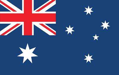 Australia World Flag