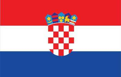 Croatia World Flag