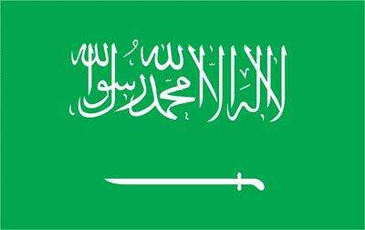 Saudiarabia World Flag