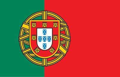 Portugal World Flag