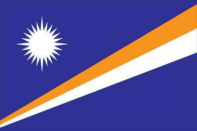 Marshall Islands World Flag