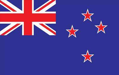 New Zealand World Flag