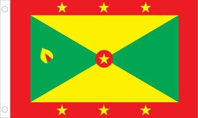 Grenada World Flag