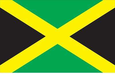 Jamaica World Flag