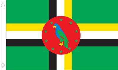 Dominica World Flag