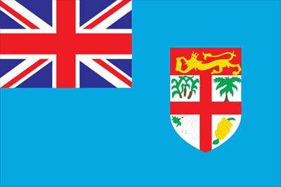 Fiji World Flag