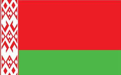 Belarus World Flag