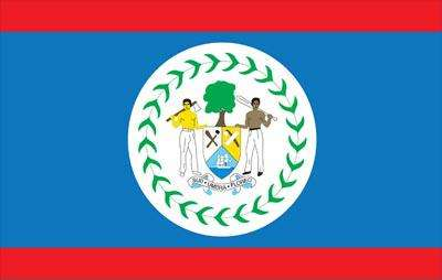 Belize World Flag
